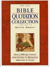 Jacket Image For: The Lion Bible Quotation Collection