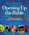 Jacket Image For: Opening Up the Bible