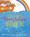 Jacket Image For: The Lion Storyteller Bible