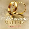 Jacket Image For: Marriage Matters