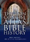 Jacket Image For: The Lion Concise Atlas of Bible History
