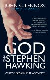 Jacket Image For: God and Stephen Hawking