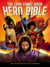 Jacket Image For: The Lion Comic Book Hero Bible