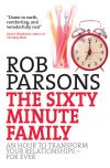 Jacket Image For: The Sixty Minute Family