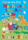 Jacket Image For: My Very First Noah and the Ark sticker book