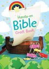 Jacket Image For: Hands-on Bible Craft Book