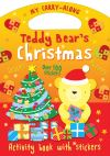 Jacket Image For: My Carry-Along Teddy Bear's Christmas