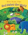 Jacket Image For: God Makes the World
