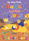 Jacket Image For: My Very First Daniel and the Lions sticker book
