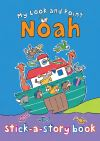 Jacket Image For: My Look and Point Noah Stick-a-Story Book