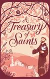 Jacket Image For: A Treasury of Saints