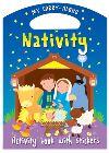 Jacket Image For: My Carry-along Nativity