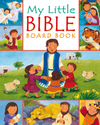 Jacket Image For: My Little Bible