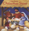 Jacket Image For: My Little Christmas Story