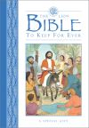 Jacket Image For: The Lion Bible to Keep for Ever