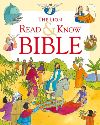 Jacket Image For: The Lion Read and Know Bible