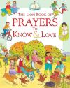 Jacket Image For: The Lion Book of Prayers to Know and Love