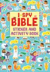 Jacket Image For: I Spy Bible Sticker and Activity Book