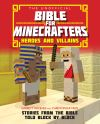 Jacket Image For: The Unofficial Bible for Minecrafters: Heroes and Villains