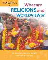 Jacket Image For: What are Religions and Worldviews?