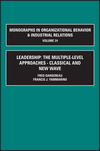 Jacket Image For: Leadership: The Multiple-Level Approaches