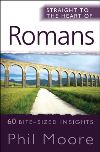 Jacket Image For: Straight to the Heart of Romans
