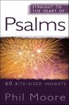 Jacket Image For: Straight to the Heart of Psalms