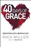 Jacket Image For: 40 Days of Grace