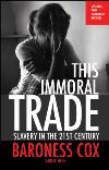 Jacket Image For: This Immoral Trade