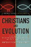 Jacket Image For: Christians and Evolution