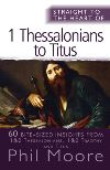 Jacket Image For: Straight to the Heart of 1 Thessalonians to Titus