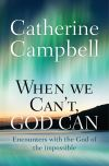 Jacket Image For: When We Can't, God Can