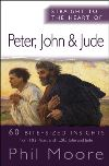 Jacket Image For: Straight to the Heart of Peter, John and Jude