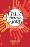 Jacket Image For: Fresh from the Word 2017