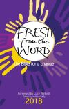 Jacket Image For: Fresh from the Word 2018