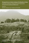 """Perspectives on Early Andean Civilization in Peru"" by Richard L. Burger (editor)"