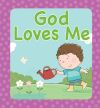 Jacket Image For: God Loves Me