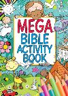 Jacket Image For: Mega Bible Activity Book