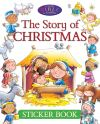 Jacket Image For: The Story of Christmas Sticker book