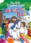 Jacket Image For: My Little Promise Bible Colouring Book