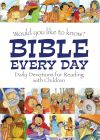 Jacket Image For: Would you like to know Bible Every Day