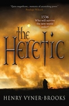 Jacket Image For: The Heretic