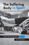 Jacket Image For: The Suffering Body in Sport