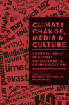Jacket Image For: Climate Change, Media & Culture