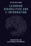 Jacket Image For: Learning Disabilities and e-Information