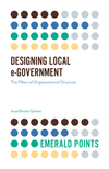 Jacket Image For: Designing Local e-Government