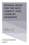 Jacket Image For: Seminal Ideas for the Next Twenty-Five Years of Advances