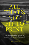 Jacket Image For: All That's Not Fit to Print