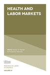 Jacket Image For: Health and Labor Markets