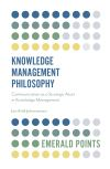 Jacket Image For: Knowledge Management Philosophy